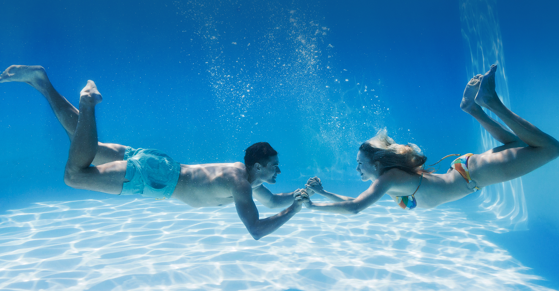 A tökéletesen tiszta medencevízért