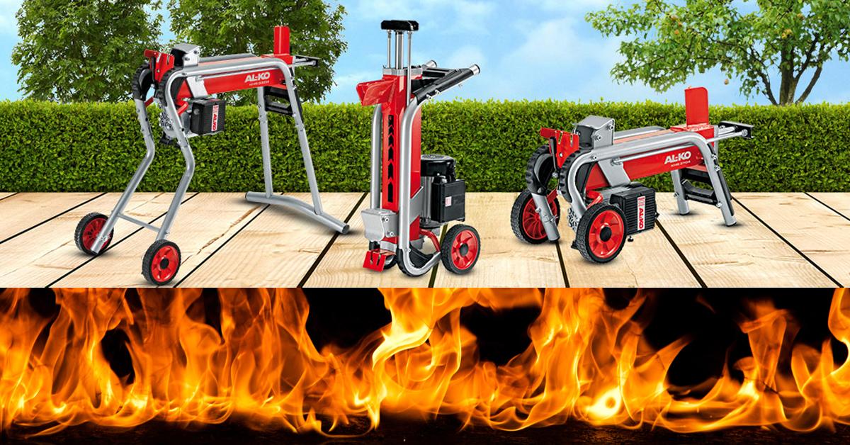 Fahasogató: tűzifa készítés könnyedén