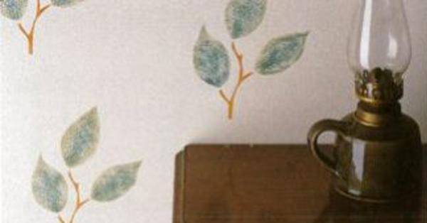 A stencilezés alapszabályai (falak mintázása festéssel) sablon készítése