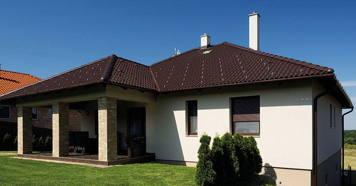 Ilyen tetőt válasszon a házára! - Terrán Tetőcserép gyártó Kft. ajánlásával
