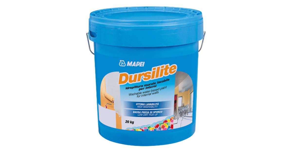 A Mapei Dursilite festékcsaládja új tagokkal bővült