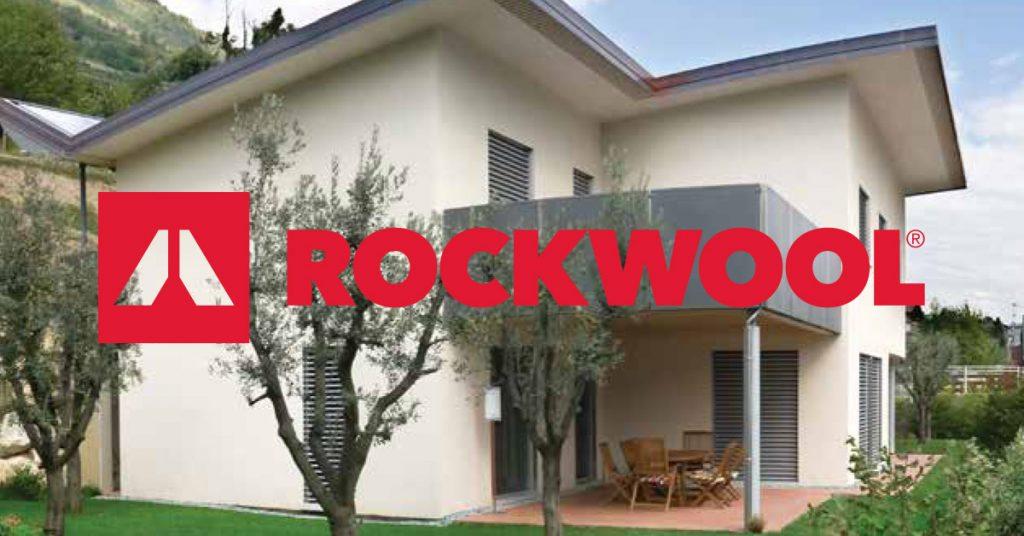 ROCKWOOL Homlokzati hőszigetelés