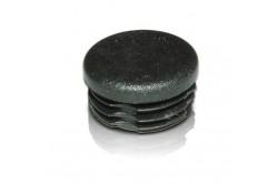 1-os fekete műanyag csődugó, 29 mm (100db/csom)