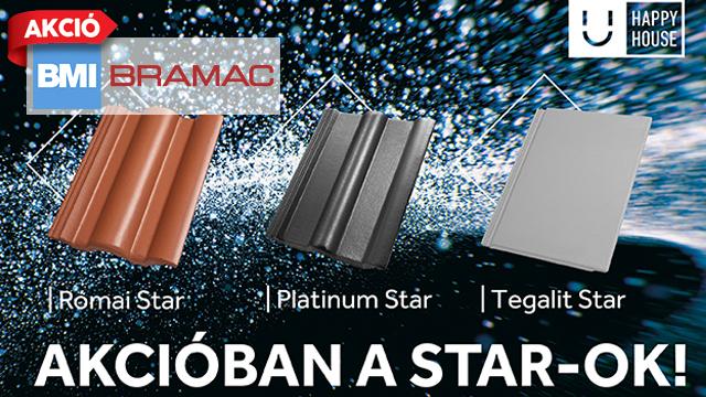 Akcióban a Star-ok - A tetőcserepek új csillagai!