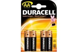 Duracell Basic alkáli ceruzaelem 4 db