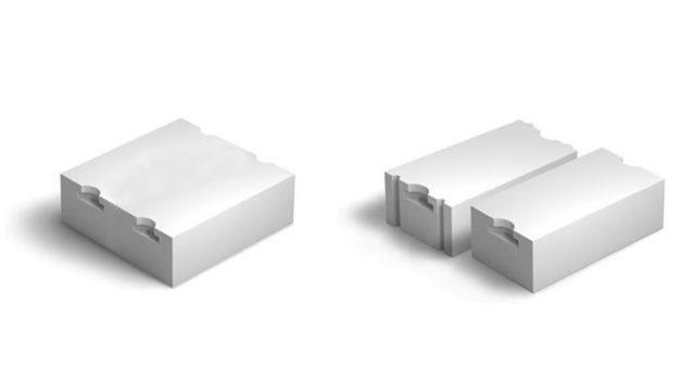 Egyrétegű falszerkezet hőszigetelés nélkül