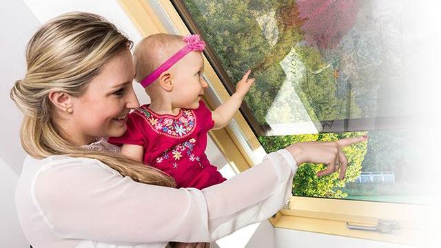 FAKRO tetőtéri ablak külső kiegészítők, árnyékolók