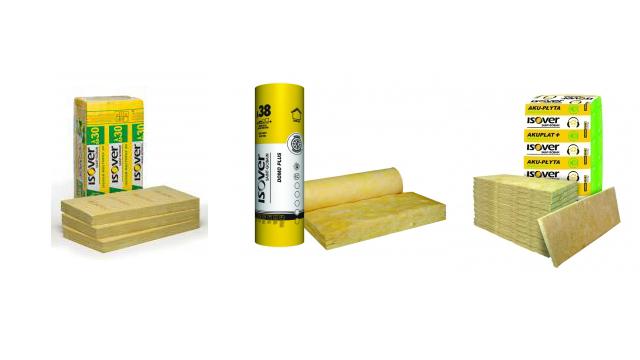ISOVER termékek abc sorrendben tetőtér beépítés