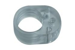 Kilincsütköző műanyag, átlátszó (ART.191)