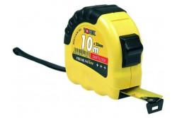 Mérőszalag 5m/19mm Shiftlock sárga