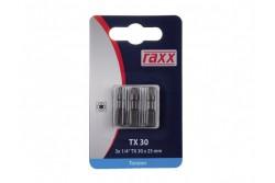 RAXX Bit Torsion TX 30x25mm