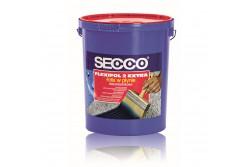 SECCO FLEXIFOL 2 kültéri 2 komonensű folyékony membrán 14 kg