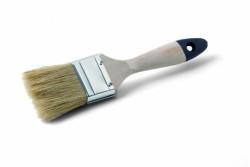 YES Flatbrush XL 75 laposecset, kevert szőrű, fanyél