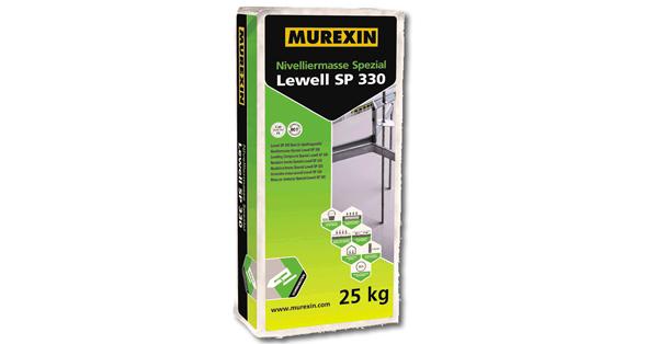 Murexin Lewell SP 330 Speciál aljzatkiegyenlítő