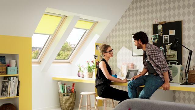 Vegye meg nálunk új VELUX Standard vagy Standard Plus tetőtéri ablakát a burkolókerettel együtt most akár 10.000 Ft. visszatérítéssel!