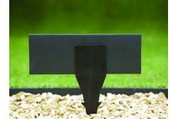 Ágyásszegély SG leszúró tüske 25cm 50db/csomag