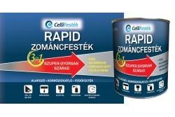 Celli Rapid S 3in1 zománcfesték 0,75 világoszöld