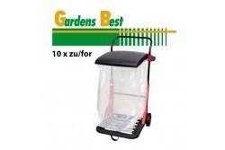 GB Tartalék zsák a kerti szemeteskocsihoz 10 db / csom.