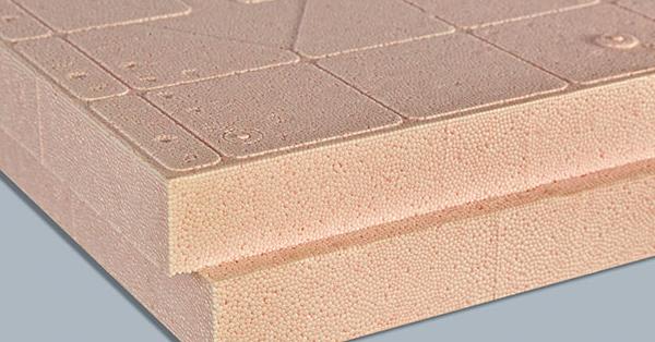 BACHL EPS hőszigetelő lemezek külső, nedvességnek kitett falra