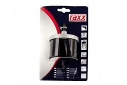 RAXX Lyukfűrész 7 részes, mélység: 45mm , 26 32 38 45 50 56 63mm