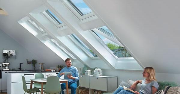Roto okos tetőablak otthona biztonságáért és kényelméért
