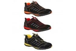 Steelite Lusum védőcipő, S1P, narancs 41-es