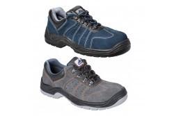 Steelite szellőző félcipő S1P, kék 40-es