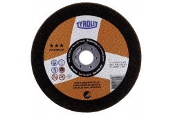 Tyrolit Vágókorong Premium Alu 41F A30P4BF59A2 230x2,5x22,2mm