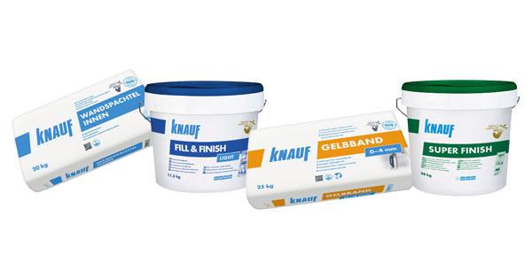Lasselsberger-Knauf - Knauf beltéri glettek