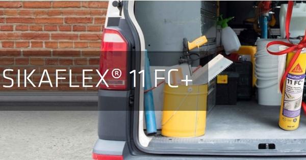 Sikaflex® 11 FC+ a kivitelezők körében is egyik legnépszerűbb tömítő és ragasztóanyag