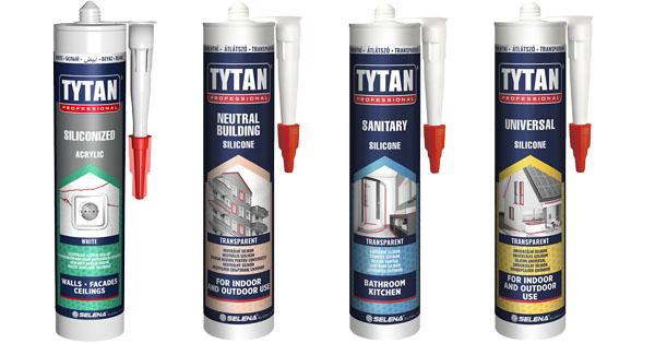 Tytan szilikonok és tömítők