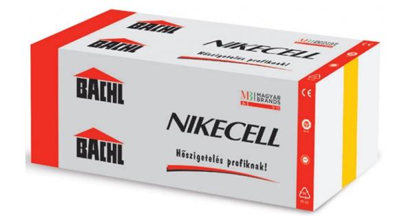 BACHL Nikecell EPS 100 hőszigetelő lemez
