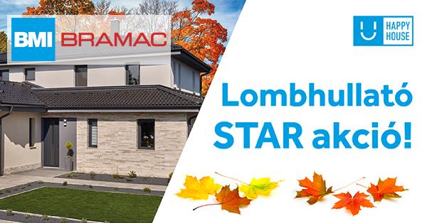 Lombhullató STAR akció!