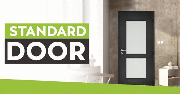 Nyílászárók, dekorfóliás beltéri ajtók, üvegezett beltéri ajtó akár egyedi méretekben is!