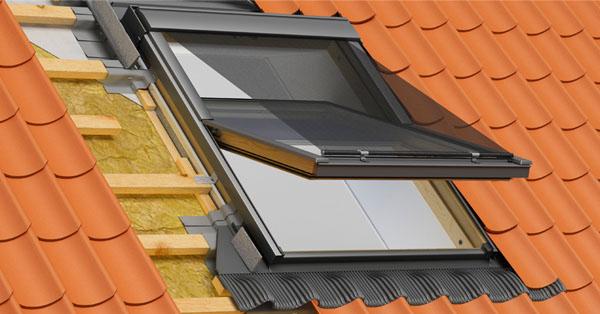 VELUX tetőtéri ablak burkolókeretek