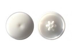 Takarósapka tokrögzítő csavarra, Fehér, TORX-30 (1000 db/csom)