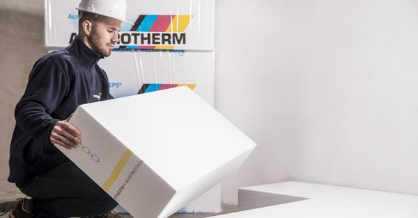 Austrotherm AT-N100 terhelhető hőszigetelő lemez
