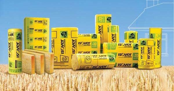 ISOVER szigetelő tekercses termékek