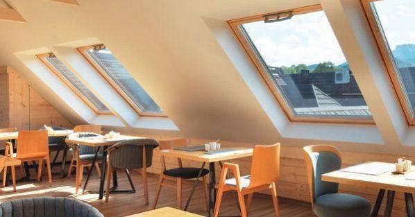 Roto felső kategóriás tetőtéri ablakok