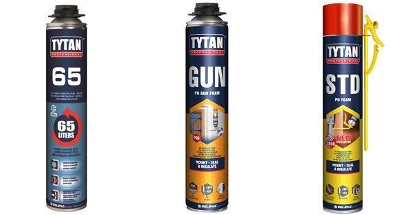Tytan Professional purhabok