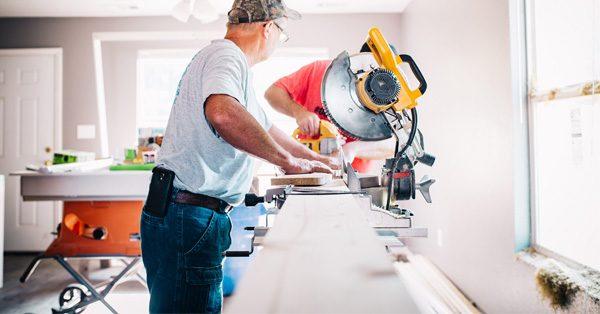 Lakásfelújítási támogatással támogatható munkálatok listája